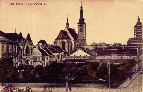 Bildergebnis für Proßnitz historisch